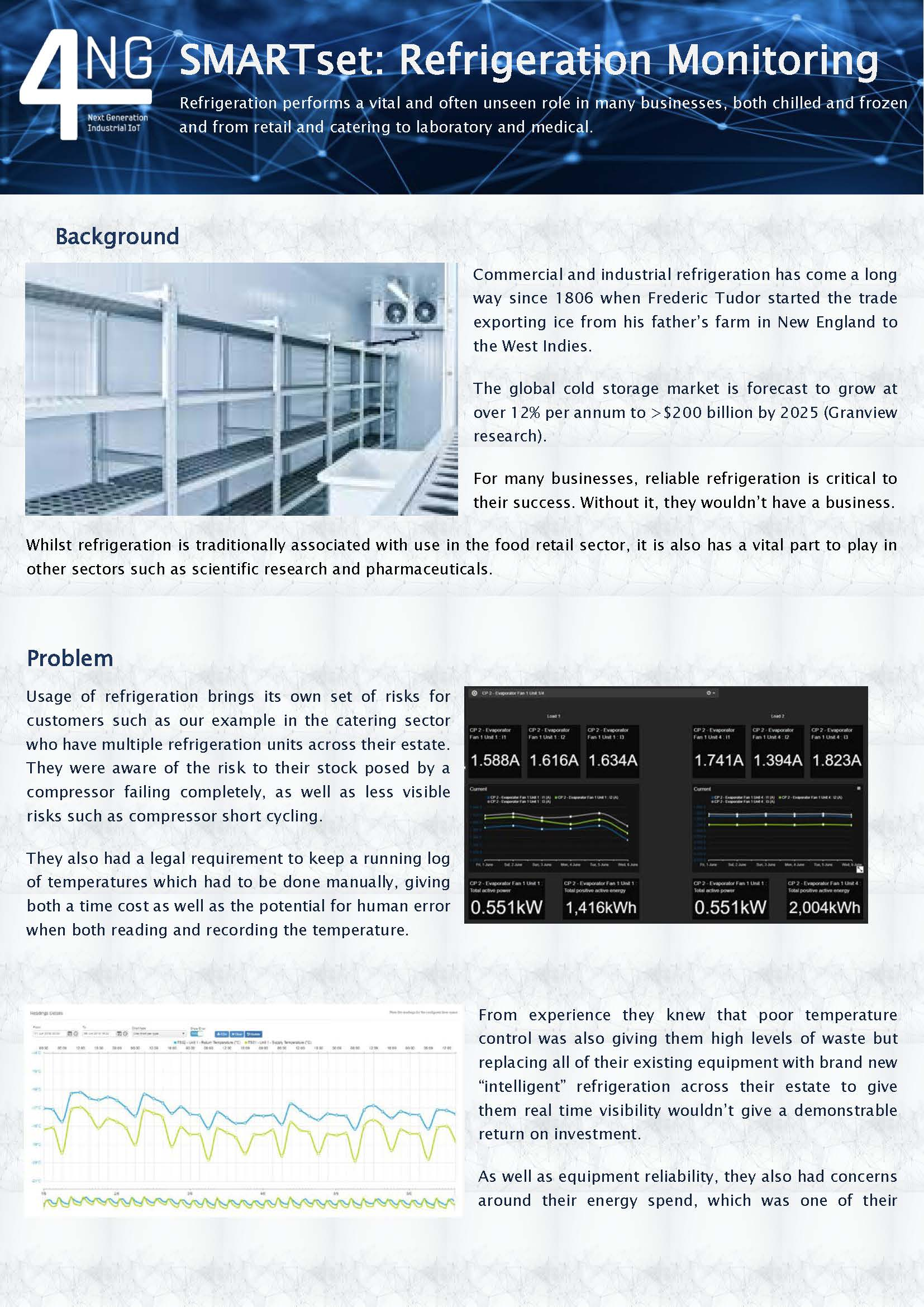 Refrigeration Monitoring Use Case
